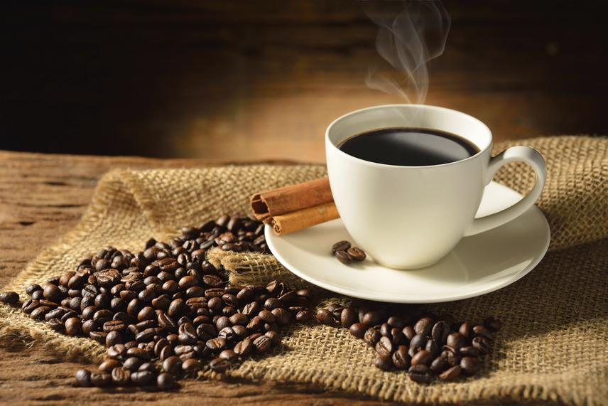 csak kávét inni fogyni