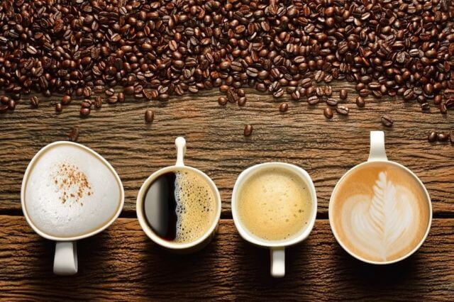 inni fekete kávét a fogyáshoz