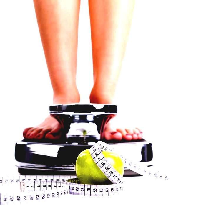 mérsékelt súlycsökkentés