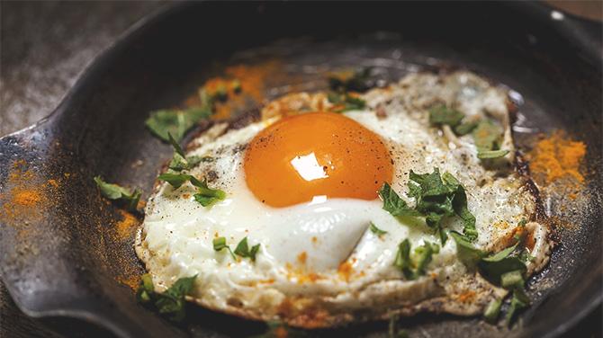 10 napos tojás diéta