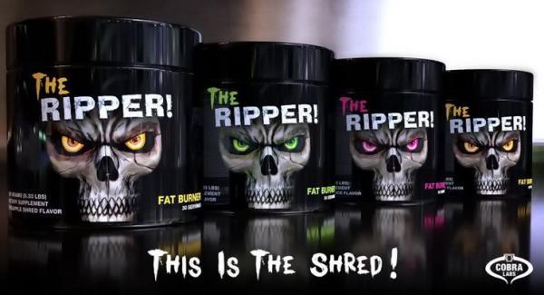 zsírégető a ripper