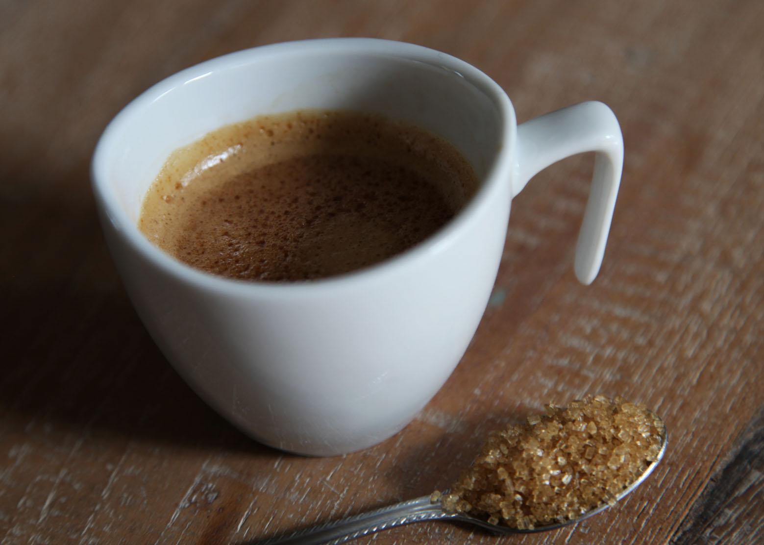 fekete kávé a fogyás)