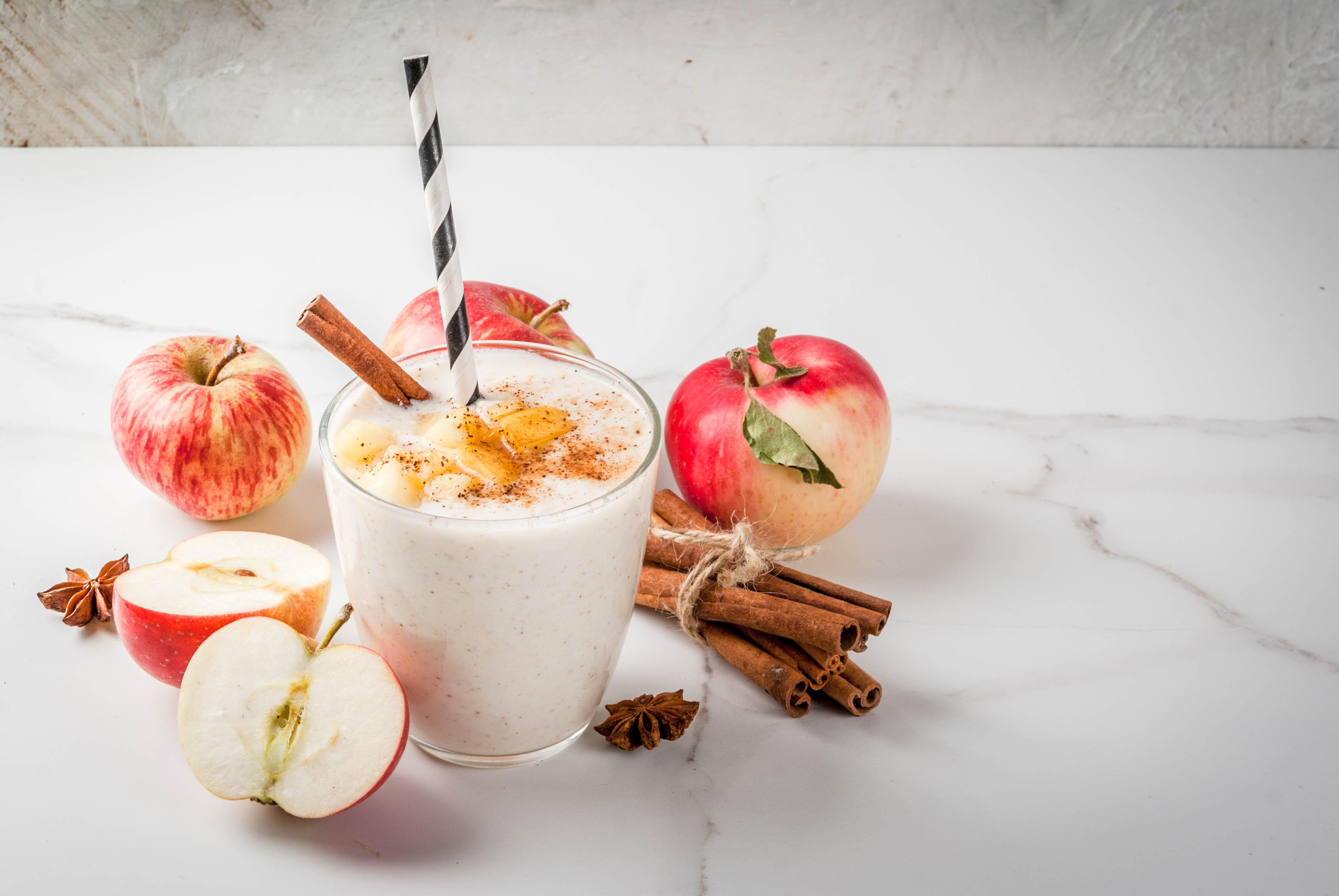 fogyókúrás ital alma fahéj