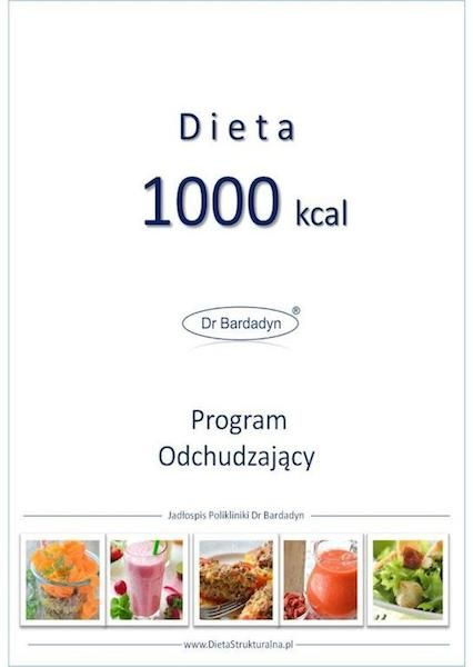 1000 kcal diéta)