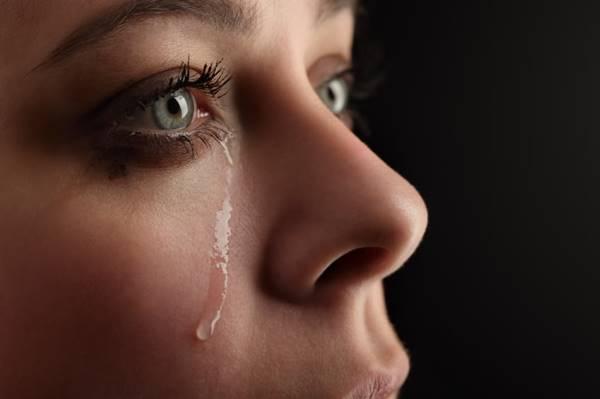 fogyás sírás