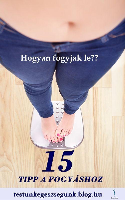 10 tipp a fogyáshoz)