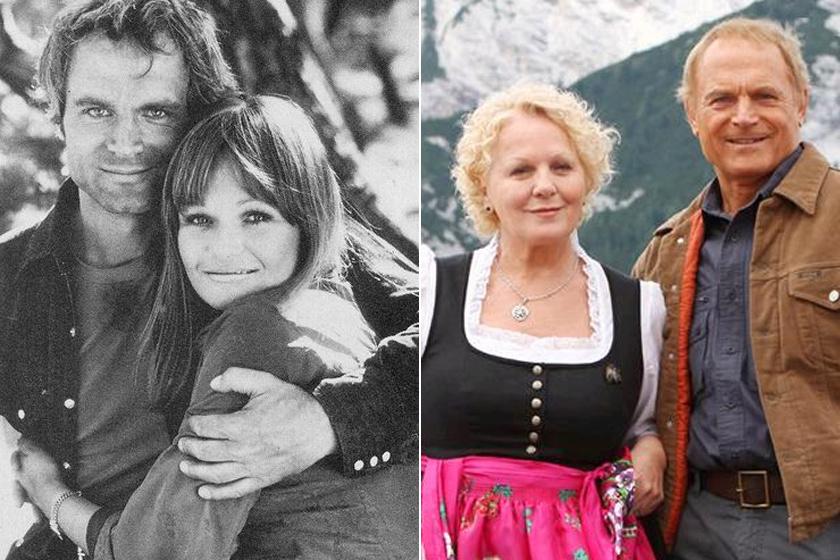 Terence Hill felesége - Világsztár   Femina