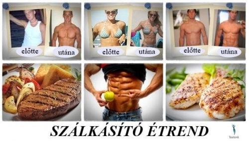 2 hetes diéta férfiaknak)