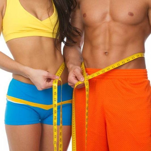 fogyás test alakja normál testsúlycsökkenés hetente