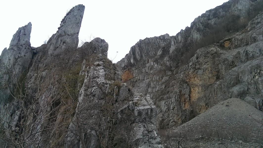 sziklás hegyi fogyás