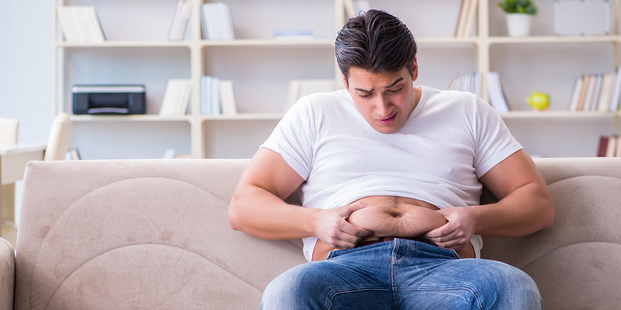 Nem fért be a körhintába a túlsúlyos férfi, ezért lefogyott 92 kilót | abisa.hu
