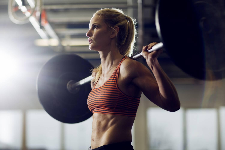 hogyan lehet égetni a testzsírt súlyokkal