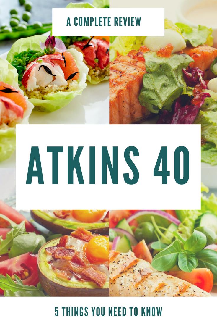 atkins 40 diéta