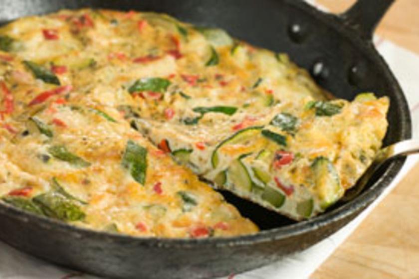 Gombás omlett   Receptek   gasztroABC