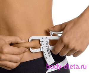 férfiak zsírtartalma