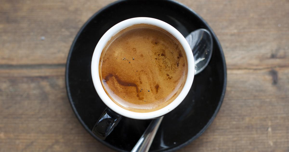 optimum kávé fogyás