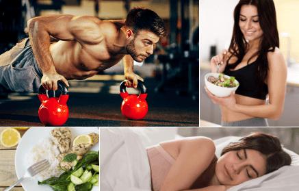 zsírégetés és súlyok)
