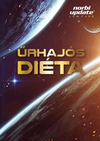 Norbi Űrhajós diéta