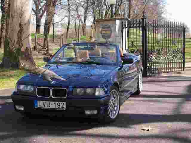 BMW E36 320i benzines olajcsere?