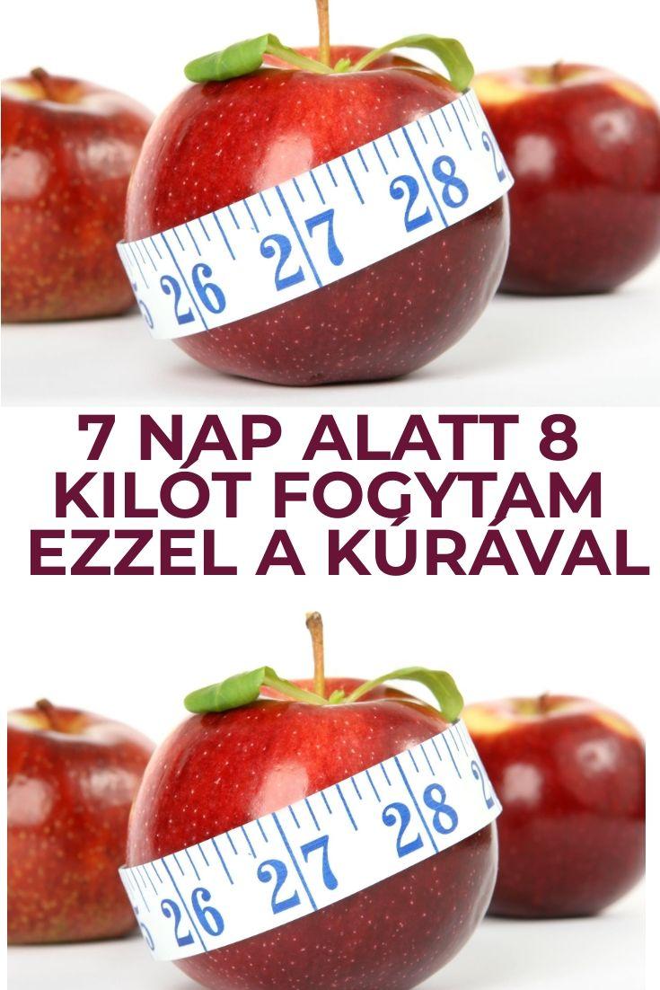 fogyókúra almával)