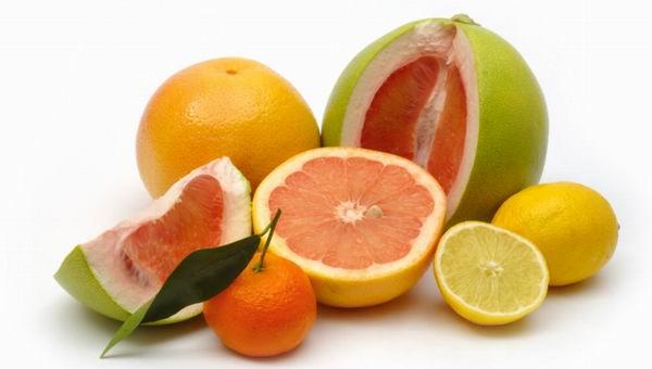 karcsúsító citrusfélék robbantása