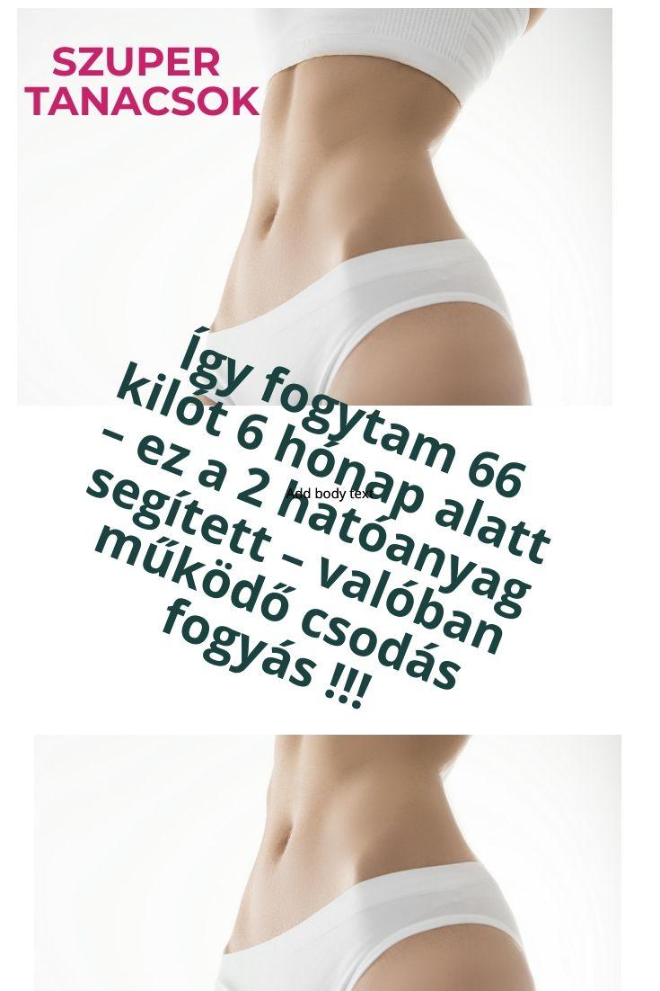 emberi test fogyás tippeket
