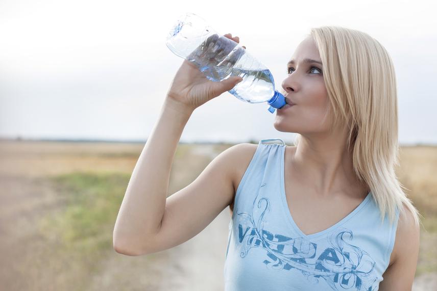 Könnyű fogyókúra vízzel: Meglepően sokat lehet leadni, ha tudjuk mikor és mennyit kell inni