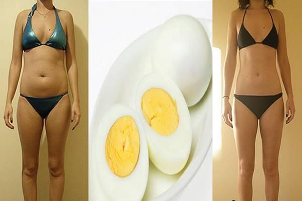 3 napos tojás diéta