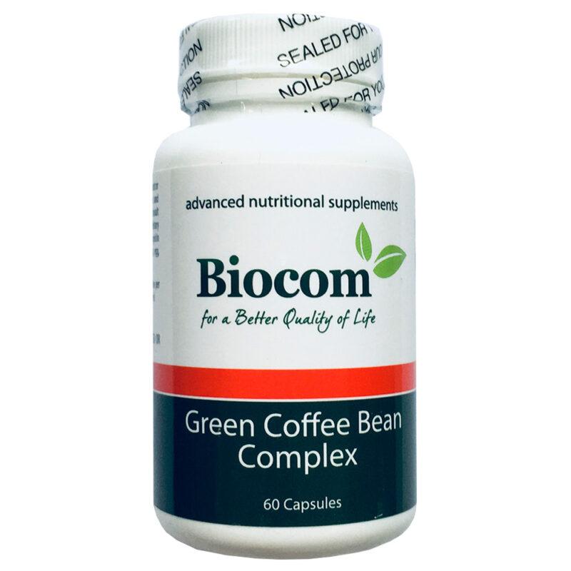 Biocom Green Coffee Bean Complex (Zöld Kávébab Komplex) 60 db