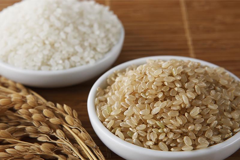 barna rizs diéta)