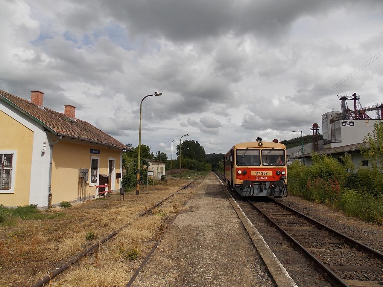 fogyás vasút)