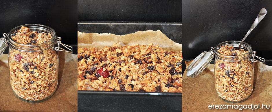 egészséges granola a fogyáshoz éget a zsírzsír