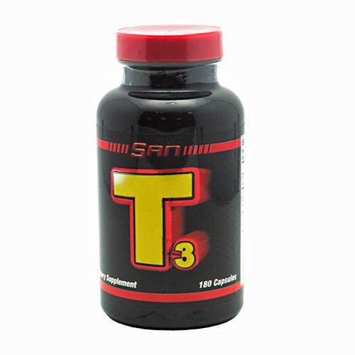 Vásárlás: SAN Nutrition T-3 - caps Zsírégető szer árak összehasonlítása, T 3 caps boltok