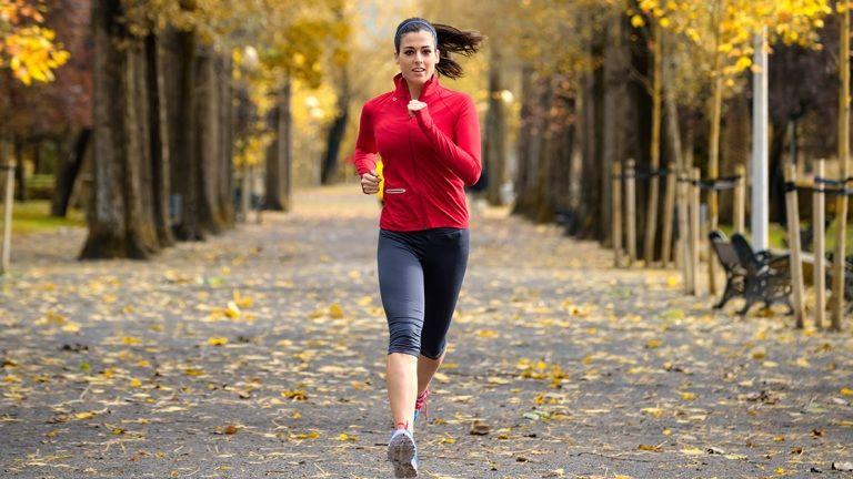 fogyás futással futópadon