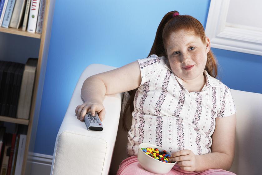 hogyan lehet elhízott gyermek fogyni