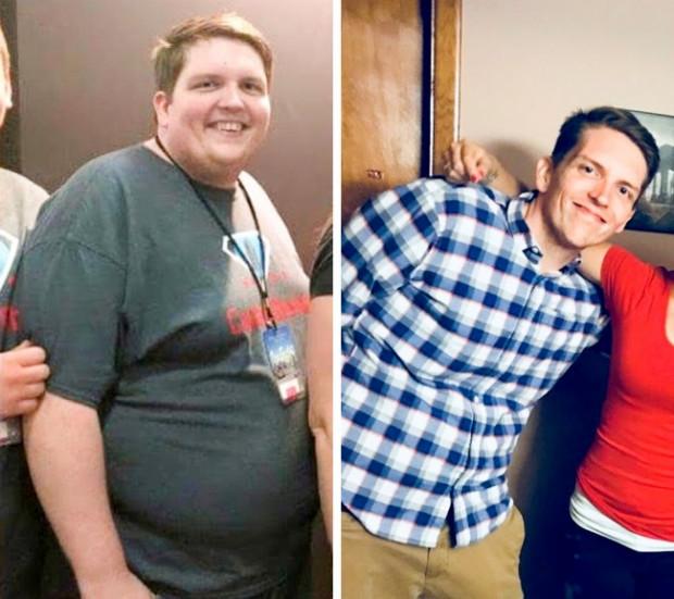 hogy a fogyás hogyan változtat meg