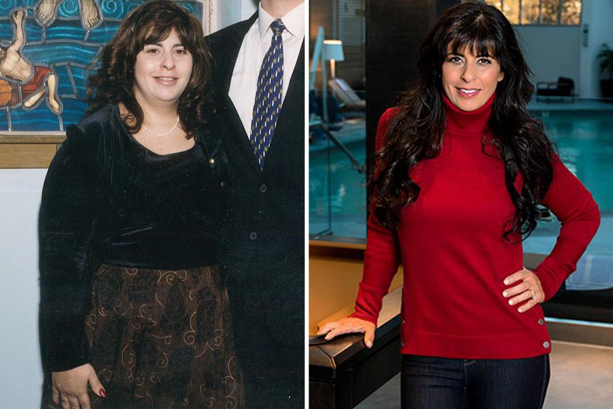 45 éves nő fogyni
