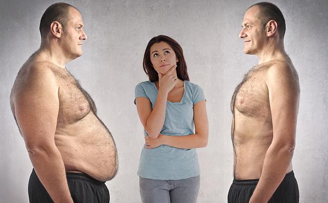 hogyan lehet lefogyni, ha az elhízott