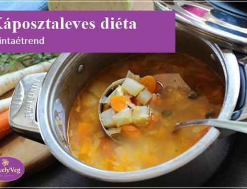 káposztaleves diéta ki mennyit fogyott)