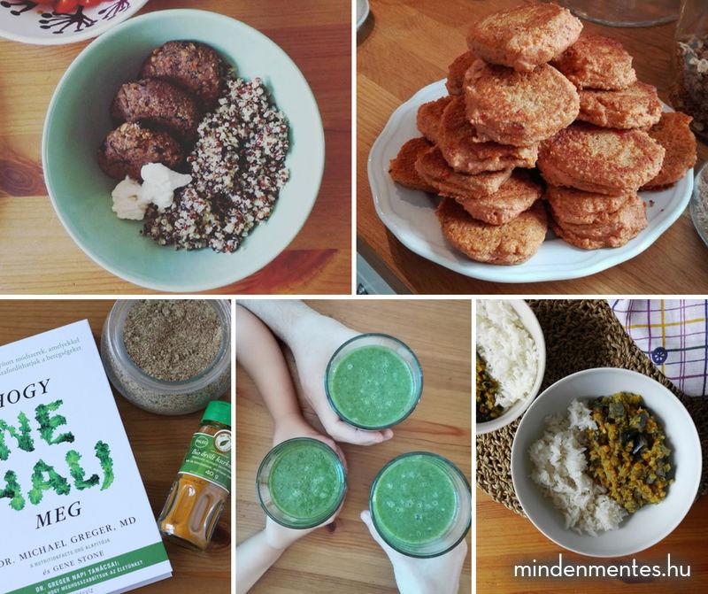 160g diéta receptek