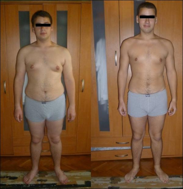 7 kg súlycsökkenés egy hónap alatt)
