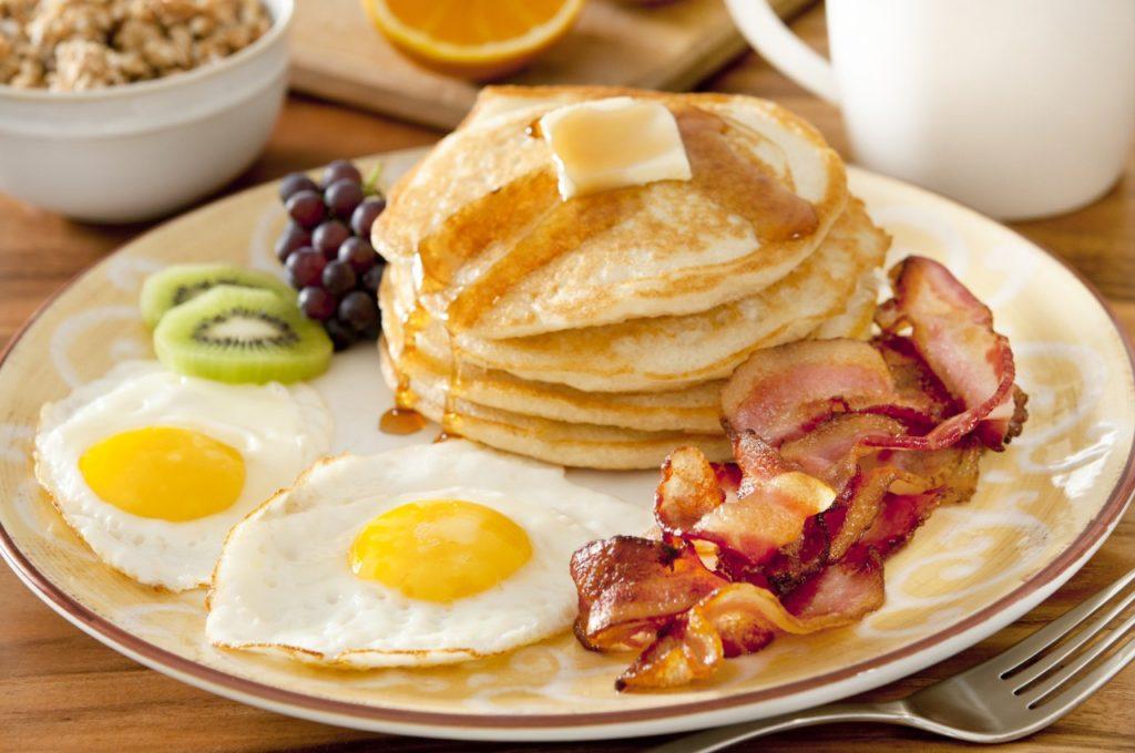diéta reggeli)