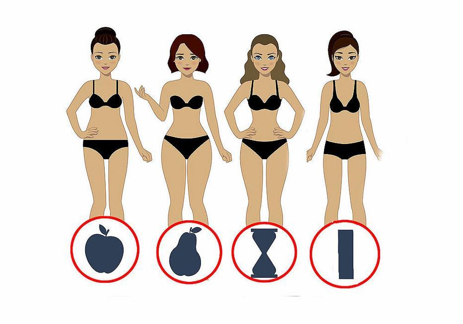 fogyás vékony nő)