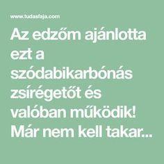zsírégető egyenlet)