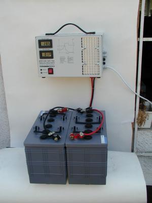 az akkumulátorok lefogy)