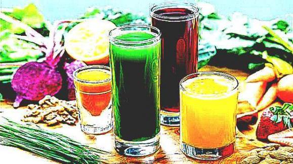 5 ital, amely elősegíti a fogyást