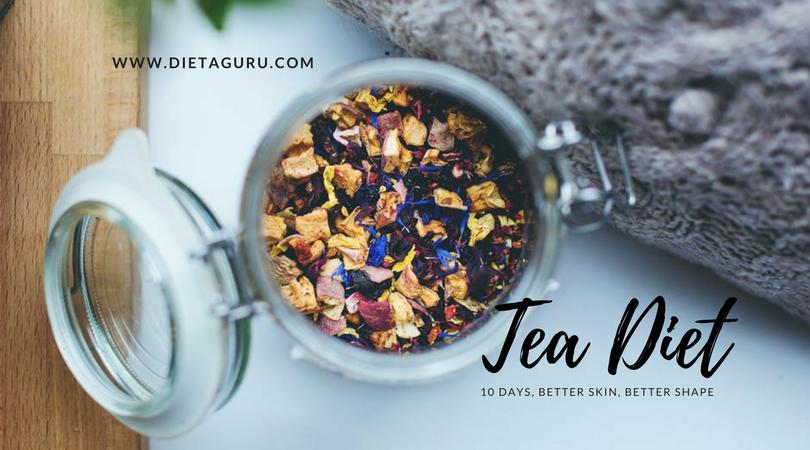 10 napos zsírégető tea