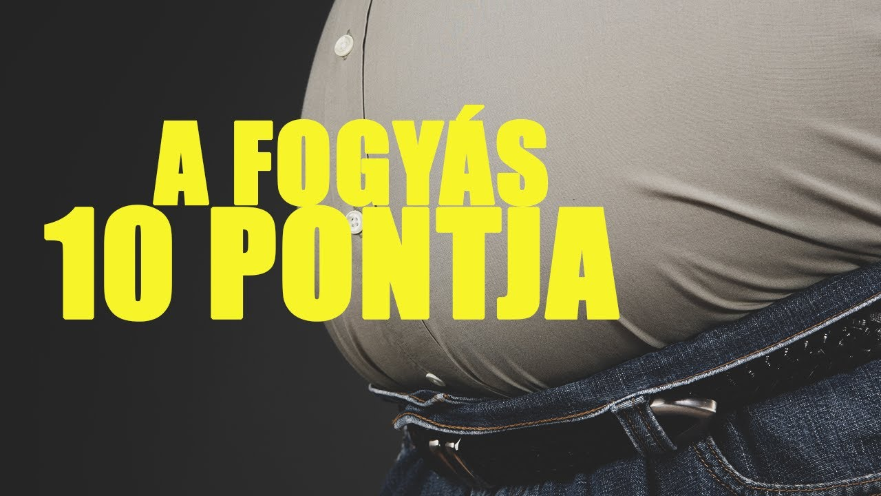 hogyan kell elhízott embernek lefogyni?)