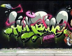 fogyás graffiti