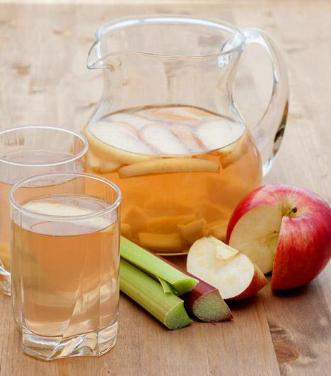 A tíz legjobb egészséges ital a fogyáshoz